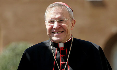 Cardinal kasper homosexuality