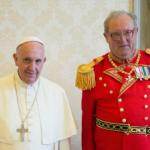 El Papa y la Orden de Malta: una medida que no es conforme a derecho