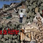 Les tremblements de terre d'une nature spirituelle sont plus graves